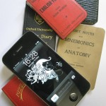 Mini books and iphone