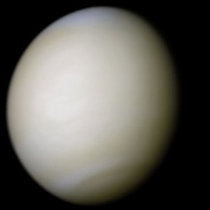 Image of the planet Venus.